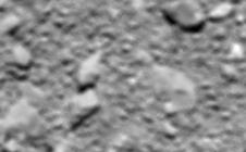 Image de la sonde Rosetta à 51m de la comète Tchoury