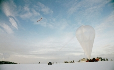 Préparation du vol de la nacelle CLIMAT