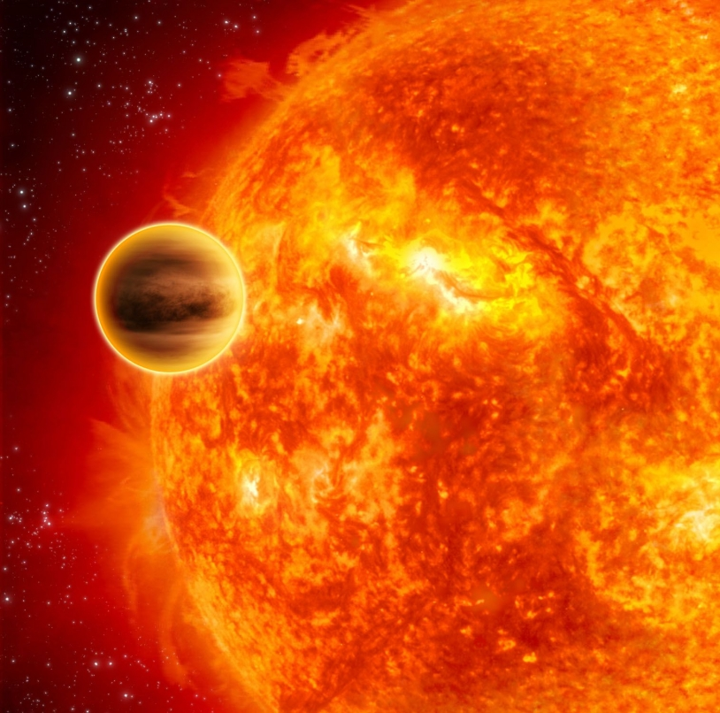 The hunt for exoplanets continues. Credits: NASA.