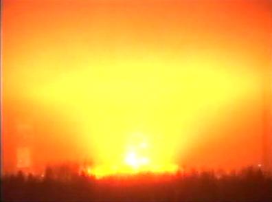 Le lanceur Rockot s'est arraché du sol russe à 2h50. Crédits : ESA.